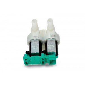 Электромагнитный клапан подачи, залива воды к стиральной машине Bosch MAXX CLASSIXX LOGIXX , Siemens SIWAMAT, Neff (Бош, Сименс, Нефф) Заливной клапан к стиральной машине имеет резьбу под шланг залива воды 3/4, крепиться на одном или двух саморезах. Впускной клапан 2/180 (2Wx180), диаметр выходной 10 мм, выход воды прямо под 180 ° . Предназначен для подачи, залива воды до T 60 °C, полярности нет, 220-240 V 50-60 Hz, магнитная катушка съемная, может переставляться в зависимости от места установки, производство Италия Двойной электроклапан к стиралке имеет коды взаимозамен: 00428210 / 428210 / 171261 / 62AB023, `BO5202 Подходит для стиральных машин: Bosch Siemens -1200 SILVER EDITION (WAE2416SGB/10) Bosch Siemens -1200 SILVER EDITION (WAE2416SGB/12) Bosch Siemens -MAXX ADVANTAGE WFX2857 (WFX2857SN/11) Bosch Siemens -MAXX ADVANTAGE WFX2857 (WFX2857SN/24) Bosch Siemens -MAXX ADVANTAGE WFX2862 (WFX2862ME/01) Bosch Siemens 1200 CLASSIXX 5 (WAA24120FG/01) Bosch Siemens 1200 CLASSIXX 5 (WAA24120FG/04) Bosch Siemens 1260 (WFH1260TR/01) Bosch Siemens 1400 CLASSIXX 5 (WAA28160FG/01) Bosch Siemens 1400 CLASSIXX 5 (WAA28160FG/04) Bosch Siemens 3TE660A/01 Bosch Siemens 3TE757NA/01 Bosch Siemens 3TE759A/17 Bosch Siemens 3TE759NA/17 Bosch Siemens 3TS52100A/01 Bosch Siemens 3TS650XT/01 Bosch Siemens 3TS650XT/16 Bosch Siemens 3TS70100W/15 Bosch Siemens 3TS72102A/03 Bosch Siemens 3TS750XT/01 Bosch Siemens 3TS750XT/15 Bosch Siemens 4TS60100A/15 Bosch Siemens ACM2060TR/11 Bosch Siemens ACTIVEOUTDOOR 116 UTR (WXL116UTR/05) Bosch Siemens ACTIVEOUTDOOR 116 UTR (WXL116UTR/07) Bosch Siemens ACTIVEOUTDOOR 116 UTR (WXL116UTR/17) Bosch Siemens AQUASTAR 1200 (WFH128NL/01) Bosch Siemens AQUASTAR 1200 (WFH128NL/07) Bosch Siemens AXXIS (WFL2060UC/22) Bosch Siemens AXXIS (WFL2060UC/27) Bosch Siemens AXXIS (WFL2060UC/32) Bosch Siemens AXXIS+ (WFR2460UC/04) Bosch Siemens BALAY TS824 (3TS824BE/11) Bosch Siemens BERLINA 1200 (WFH2471NL/07) Bosch Siemens BIANCA 350 (WAE283MRCH/05) Bosch Siemens BOSCH AQU