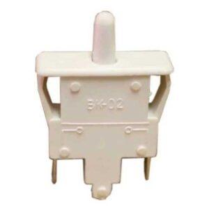 Выключатель ВК-02, ВОК-01 C00851005 электродвигателя вентилятора холодильников Stinol, Indesit, Ariston. Выключатель рычажного типа (механический). Взаимосвязанные коды: C00851005, С00851005, 851005 Для холодильников Ariston: MB1167NF(LZ), MB2185NF(LZ), MT1185NFX(LZ); Для холодильников Hotpoint-Ariston: RMT1185NF, RMT1185XNF, RMUP167XNF, RMUP167XNFH, RMUP167XNFHA; Для холодильников Indeist: R36NF(LZ), C132NF(LZ), C236NF(LZ), C138NF(LZ), C132NFS(LZ), C138NFS(LZ), C236NFS(LZ), R36NFS(LZ), B16NF(LZ), B18NF(LZ), B18NFS(LZ), BH180NF(LZ), BH180NFS(LZ), BH18NF(LZ), T18NF(LZ), T18NFS(LZ), T18RNF, SFR167NF, MFZ16F, NUS16.1ANFH, NUS16.1AANFH(UA); Для холодильников Stinol: 104Q(LZ), 106Q(LZ), 107ER(LZ), 110Q(LZ), 117ER(LZ), RFNF-305(LZ), RFNF-345(LZ), RFCNF-340(LZ)