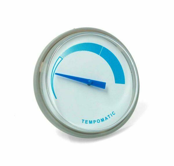 Термометр для бойлера универсальный (круглый). Диаметр 70мм.