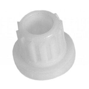 Пластиковая втулка шнека для мясорубки Bork, Cameron, Vitek, Trony, Redmond, Scarlett MM0305W. Прокладка шнека для Борк, Кэмерон, Витек, Редмонд, Скарлет. Предохранительная муфта Bork, Cameron, Vitek. Предназначена для механическое защиты двигателя от перегрузки мясорубки. Диаметр: 33,0x23,5 мм. Высота: 25,0x19,5 мм. Кол-во зубьев: 12 шт. Размер квадрата: 10,5 мм.