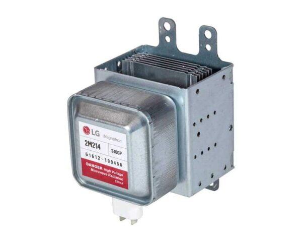 Магнетрон 2M214- 240GP 950W для микроволновки LG. Магнетрон СВЧ 950W ЭлДжи(MB, MC, MF, MH, MS, SMB, SMC, SMH, SMS - серий). Мощность: 950 Вт. Радиатор: 6 пластин.
