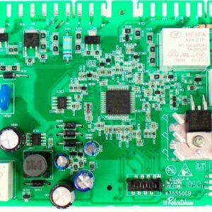 Модуль управления 5521 арт. 908092001700 (908092001702) для стиральных машин Атлант (Soft Control, Maxi Function). Электронный блок управления для Атлант 1, 2, 4 -серии. Маркировка на детали: mod. 5521 TT-0020-2009. Особенности: 3 реле. Производитель: Invensys.