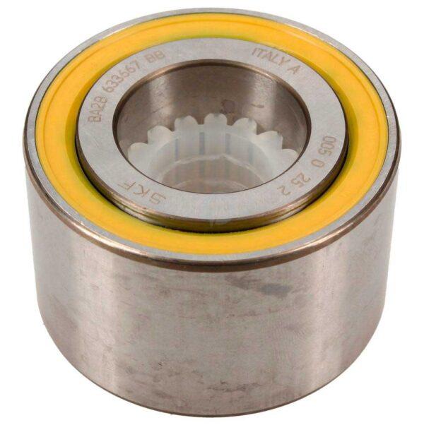Подшипник двухрядный Indesit ВА2В C00026298 Подшипник для стиральных машин Indesit, Ariston, Scholtes, Whirlpool, 2I Marchi. Размер: 30x60x37 мм. Взаимосвязанный код: C00633667, 633667, 026298. Производитель: SKF (Италия).