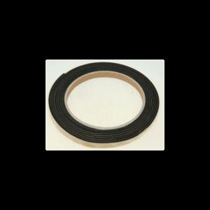 Уплотнитель 255430009 варочной поверхности плиты Beko. Параметры: ширина 8 мм., толщина 2 мм., длина 2250 м Уплотнитель применяется во время установки варочной поверхности. При помощи уплотнителя обеспечивается надежная фиксация поверхности к столешнице. Покупка данного уплотнителя понадобится в случае, когда варочная панель была ранее демонтирована и требует повторной установки. Вторичное использование этой запчасти невозможно.