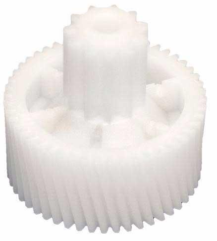 Шестеренка малая MM0361W для мясорубок и кухонных комбайнов Moulinex. Шестерня для мясорубок Moulinex HV2 (ME20**), HV4 (ME4**), HV6 (ME510, ME512, ME515). Диаметр шестерни: 41 мм / 17 мм / 6 мм. Высота шестерни: 41 мм / 19 мм. Кол-во зубьев: 50 косых и 11 прямых. Для мясорубок Moulinex: HV2 (ME20**), HV4 (ME4**), HV6 (ME510, ME512, ME515)