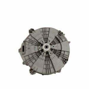 Задняя часть бака стиральной машины Атлант 730112604200. ПолуБак для стиральной машины Атлант: 50С81 - 50С107, 60С82 - 60С108. 730112604200 - полубак в сборе с: - крышкой бака 730126100700, - подшипником 6203 ZZ, - подшипником 6204 ZZ, - сальником 25*47*8/11,5 мм. Маркировка на крышке бака: MKAY.301261.007 (MKAY301261007). Полубак Атлант 604200 входит в состав бака Атлант: 730112601900. Для стиральных машин Атлант: 50С81, 50C81, 50С82, 50C82, 50С84, 50C84, 50С87, 50C87, 50С101, 50C101, 50С102, 50C102, 50С104, 50C104, 50С107, 50C107, 60С82, 60C82, 60С86, 60C86, 60С87, 60C87, 60С88, 60C88, 60С102, 60C102, 60С106, 60C106, 60С107, 60C107, 60С108, 60C108