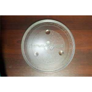 Тарелка для микроволновой печи Samsung (Д-255мм, под крестик)