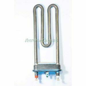 Тэн для стиральной машины LG, прямой, мощностью 1900 W, без отверстия под датчик от производителя Thermowatt, из нержавеющей стали