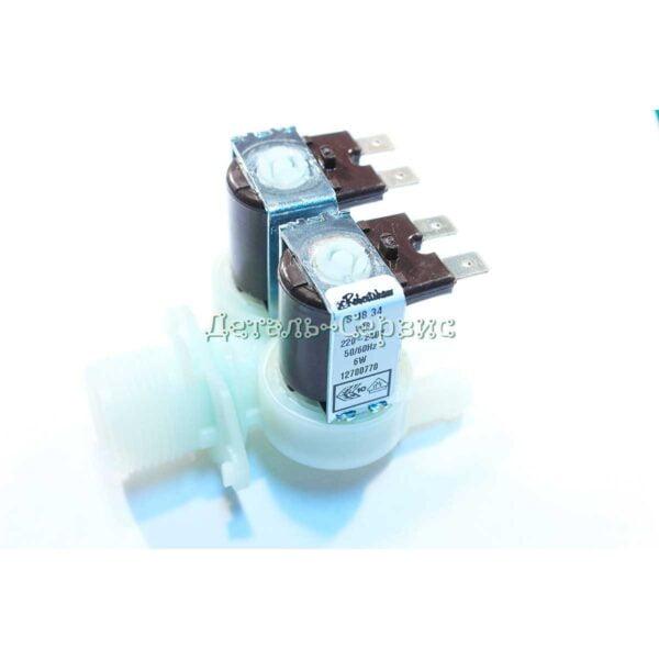 Клапан наливной стиральной машины Атлант V28 903428600011 КЭН 2-180