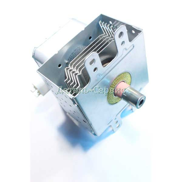Магнетрон микроволновой печи LG 2M246-050GF, Samsung 2M219J, Galanz M24A-410A