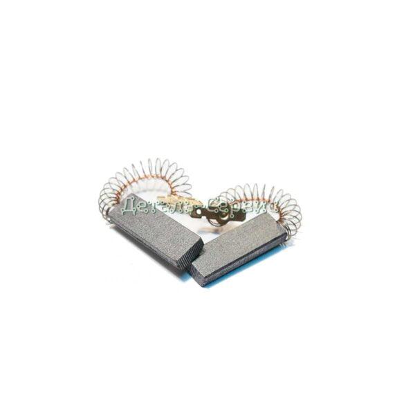 Щетка угольная Bosch5*12,5*35 с пружиной, клеенные (комплект 2 шт)