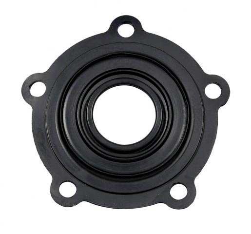 Уплотнитель mts 5 отверстий, диаметр 75 мм, узкое отверстие, wth204un