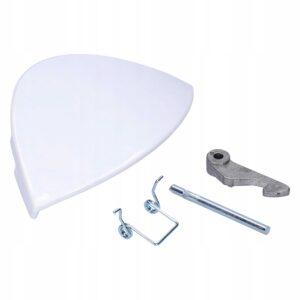Ручка дверцы для стиральной машинки Indesit C00075323, 075323.