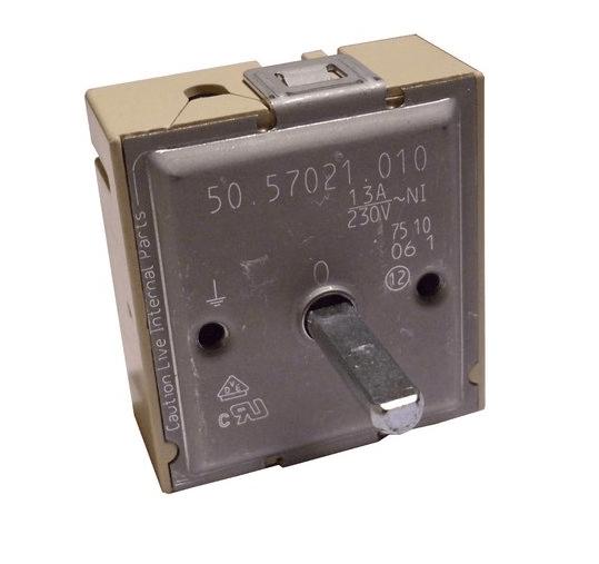 Регулятор мощности конфорки EGO 50.57021.010 однозонный 13А