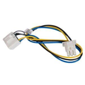 Реле тепловое Indesit 851160 (3 провода, с колодкой), для холодильника