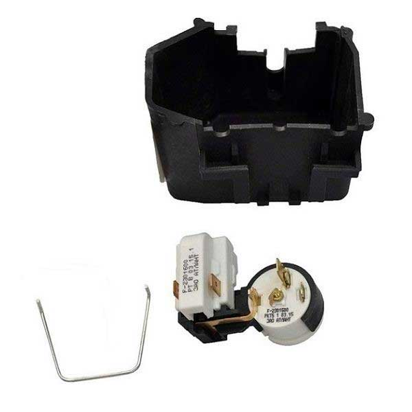 Комплект пускозащитный К2 компрессоров Атлант (РТ + РКТ2), 64114901601