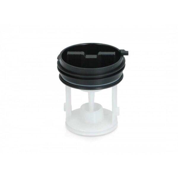 Фильтр сливного насоса C00045027 Indesit, Ariston, Hotpoint, Whirlpool.Сливная пробка Индезит, Аристон 045027.Крышка для слива воды Indesit C00045027.