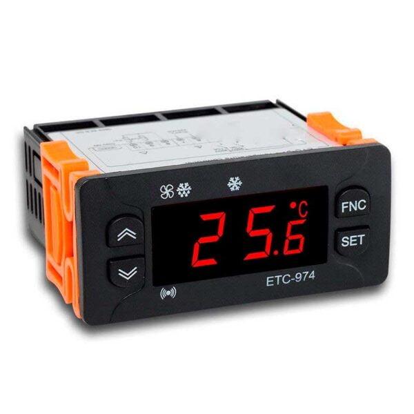 Контроллер Elitech ETC-974 (230V) холодильных установок