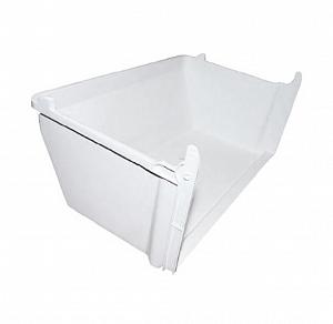 Основание ящика 769748401900 для нижней полки морозилки Атлант. Поддон корзины в нижнее отделение морозильной камеры для холодильников Атлант МХМ-184*, ХМ-40**, 47**, ХМ-50**, ХМ-60**, ХМ-63** - серии.