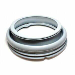 Манжета люка (уплотнитель) стиральной машины Ariston ( Аристон ) , Indesit ( Индезит ) Оригинальный код: 064545, C00064545, 482000027164, 14400129706, 117AK05, GSK006AD, 00101269.