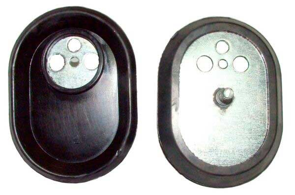 Уплотнитель для водонагревателя - бойлера Ariston(50,80 литров, метал. фланец, L=115мм) Оригинальный код: WTH205UN, 65108275, MTS - 993012, CU7403. Уплотнитель для водонагревателя - бойлера (силиконовая, D-100mm / d-70mm, 100x76 мм)