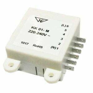 Блок управления клапаном КК01-М холодильников Атлант 908081458002