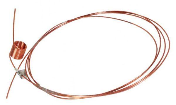 Трубка капиллярная Атлант 301595108304. Капиллярная труба холодильника Атлант. Длина: ~ 4 м.