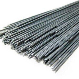 Твердый припой Harris Alcor 22 для пайки соединений типа «медь-алюминий», «алюминий и алюминиевые сплавы». Пруток заполнен некоррозийным флюсом. Подача дополнительного флюса не требуется. Низкая точка плавления обеспечивает отличную текучести сплава. Сфера применения алюминиевого припоя Harris Alcor 22: ремонт теплообменников, кондиционеров, алюминиевых конденсаторов и прочих алюминиевых соединений. Состав: Al 22% (алюминия), Zn 78% (цинка). Длина прутков: 500 мм. Диаметр прутков: 2 мм. Температура плавления: 400-500°C. Форма прутка: круглая. Производитель: Harris (США). *Реализуется поштучно (шт).